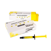 Эстелайт Флоу Квик набор 3 шприца (Estelite Flow Quick) шприцы (3.6g): A2, A3, A3.5 + 45 наконечников, 0001031