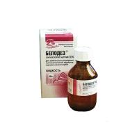 Раствор для обработки каналов Белодез 10% /гипохлорит Na  (30мл), 0001101