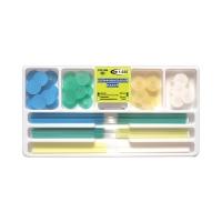 Диски НК 1,020 набор шлифовальный с пластиковой втулкой, 0001361