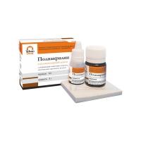Полиакрилин стеклоиономерный цемент для фиксации (20 гр +16 гр), 0001421