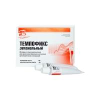 Темпофикс (эвгенольный) (пастабазовая 45 г + паста каталитическая 15 г), 0001438
