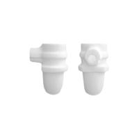 Тигель керамического типа ХЕРЕУС с двойным ободком, 0001504