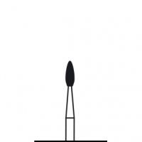 Verdent, Бор алмазный (черный) 314.257.544.012 (1 уп. / 5 шт.)