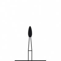 Verdent, Бор алмазный (черный) 314.257.544.016 (1 уп. / 5 шт.)