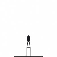 Verdent, Бор алмазный (черный) 314.277.544.012 (1 уп. / 5 шт.)