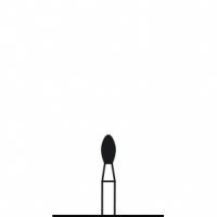 Verdent, Бор алмазный (черный) 314.277.544.016 (1 уп. / 5 шт.)