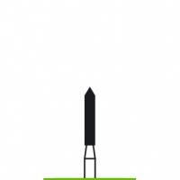 Verdent, Бор алмазный (зеленый) 314.130.534.014 (1 уп. / 5 шт.)