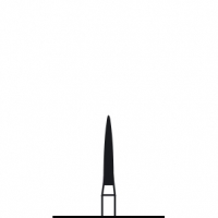 Verdent, Бор алмазный (черный) 314.249.544.012 (1 уп. / 5 шт.)