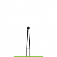 Verdent, Бор алмазный (зеленый) 314.001.534.012 (1 уп. / 5 шт.)