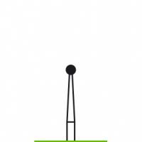 Verdent, Бор алмазный (зеленый) 314.001.534.018 (1 уп. / 5 шт.)