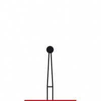 Verdent, Бор алмазный (красный) 316.001.514.018 (1 уп. / 5 шт.)