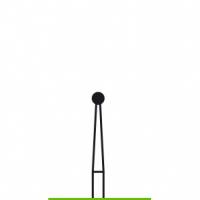 Verdent, Бор алмазный (зеленый) 316.001.534.016 (1 уп. / 5 шт.)