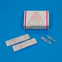 Лезвия стерильные №18 (100 шт.), 000528