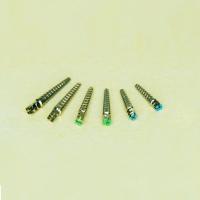 Штифты титановые №8 (110S) уп.12 шт, синий, упак, 000538