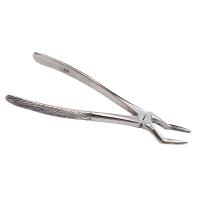 Щипцы со средними губками для удаления корней зуб верхй челюсти № 51, 000575