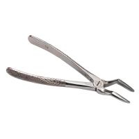 Щипцы с широкими губками для удаления корней зубов верхней челюсти № 52, 000576
