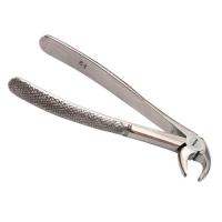 Щипцы для удаления резцов, клыков и премоляров нижней челюсти № 13, 000580