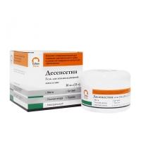 Десенсетин гель (50 мл) Тропик, 000720