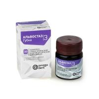 Альвостаз (губка) №3 (неомицин + хлорамфеникол), (30 шт), 000974